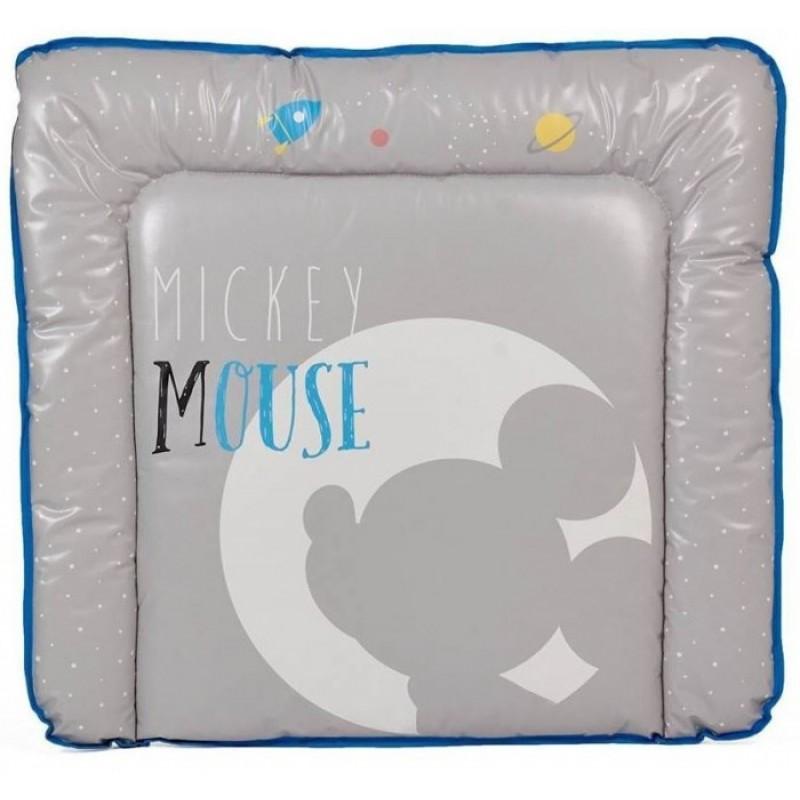 Polini kids Матрас для пеленания на комод Disney baby Микки Маус 77х72