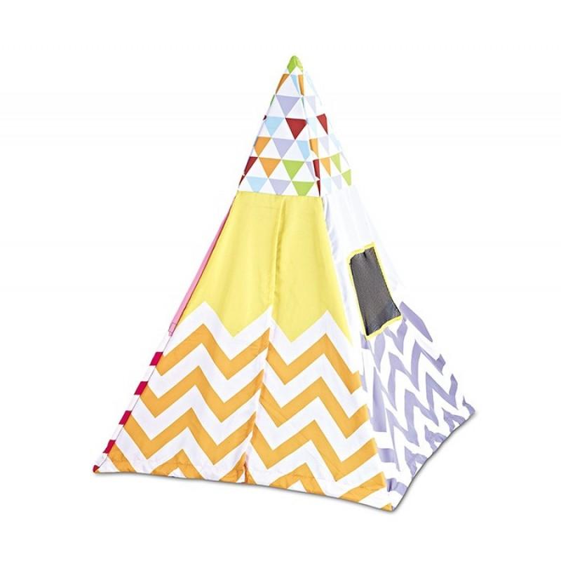 Развивающий коврик FunKids с игрушками Tent With Me Mat CC8728