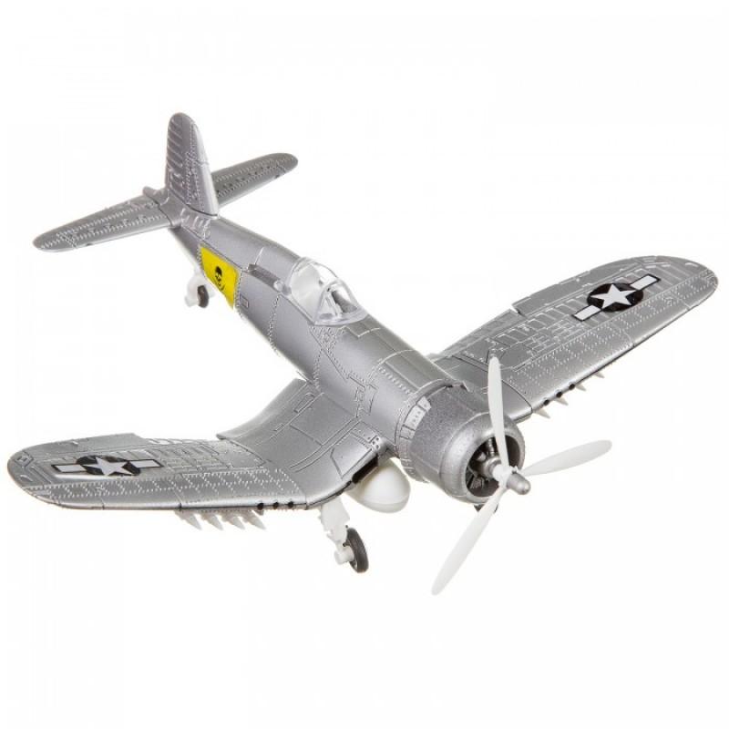 Bondibon Сборная 4D-модель самолёта 1:48 ВВ2550